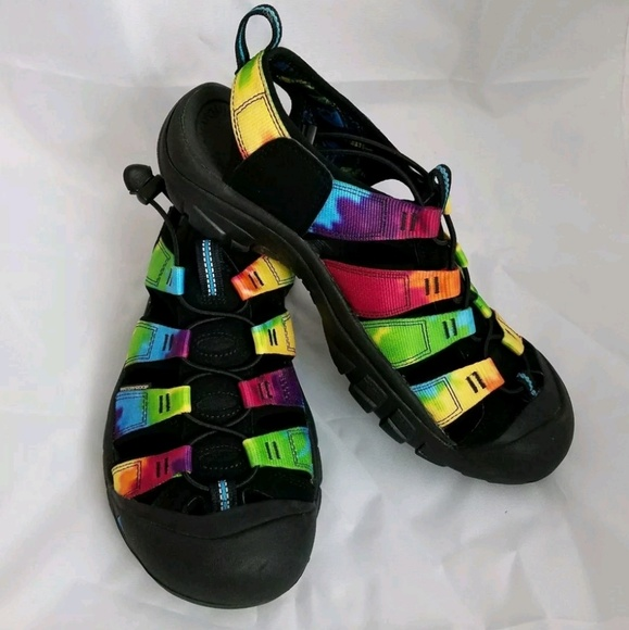3cee7ae8881 Keen Shoes | Newport Retro Mens Tie Dye Sandals | Poshmark
